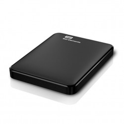 WD Elements Portable 500GB Black