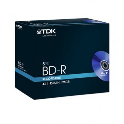 BD-R TDK 25 GB