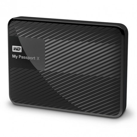 WD My Passport Ultra 2TB Black