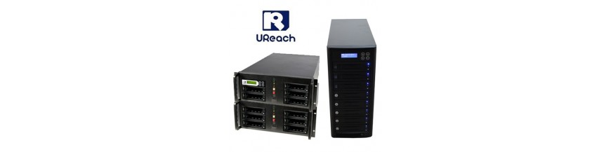 Duplicators for CRU Drives